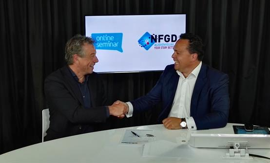 Board De NFGD and OnlineSeminar have come to an agreement
